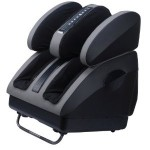 Newest Multifunction Foot Massager Leg Knee Ankle Massager With Heat Therapy 2012 Model