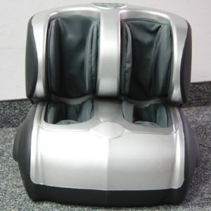 Leg Beautifician C-22 Ultra Deluxe Air Bags Pneumatic Leg and Calf Massager